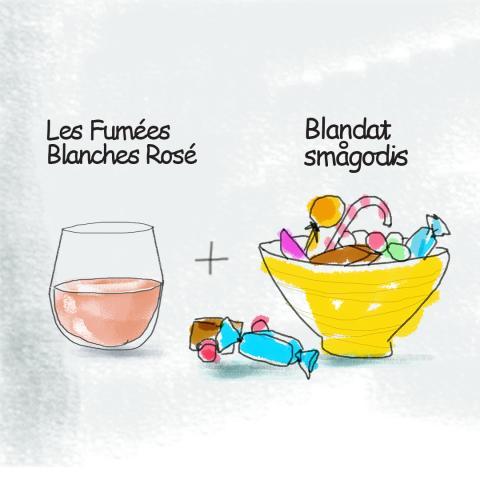 Kombinera snacks och vin till Melodifestivalen!