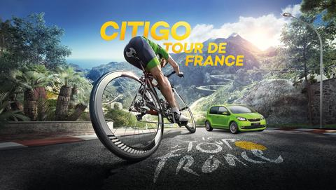 Vind en CITIGO Tour de France