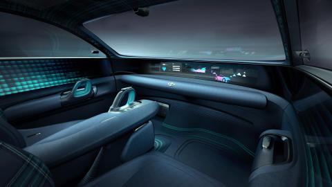 """Hyundai """"Prophecy"""" Concept EV"""