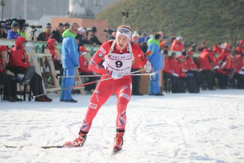 Vemund Ravnborg Gurigard, jaktstart jr-vm, Minsk