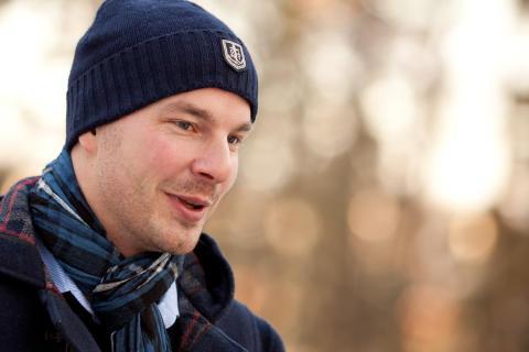 Niklas Fogdestam, Skogforsk