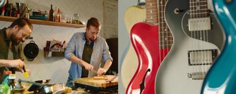 """Frankfurter Brett und Nik Huber Guitars gewinnen Wettbewerb """"Hessen goes global"""" von Lufthansa Cargo"""