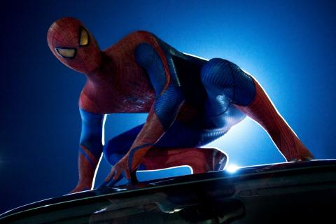 The Amazing Spider-Man på Viaplay