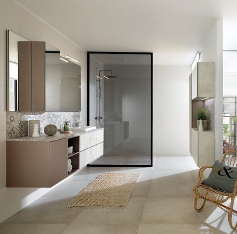 Schmidt badeværelse moderne