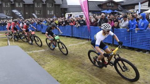 Cykelvasasprinten 2018 – en publiksuccé!