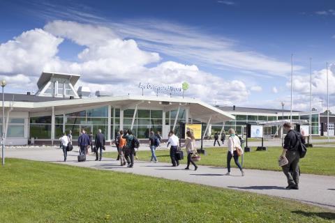 Åre Östersund Airport