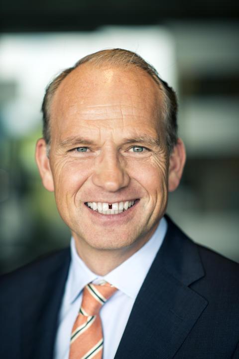 Torgeir Silseth, VD för Nordic Choice Hotels