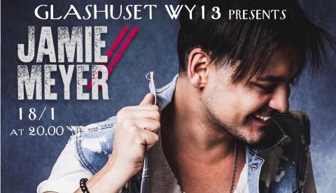 Jamie Meyer - Live på Glashuset WY13, Fri entré