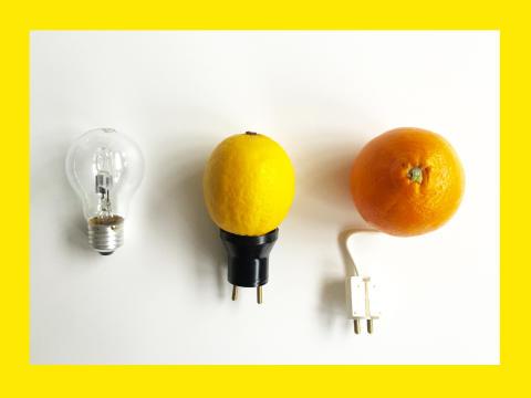 Den uppkopplade maten temat för Food Hackathon by Krinova