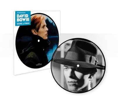 "DAVID BOWIE - ""SOUND AND VISION"" - 10. februar !"