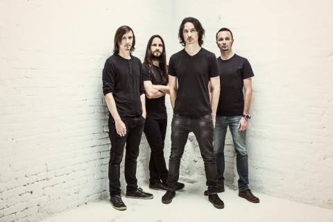Franska metalbandet Gojira till Grönan