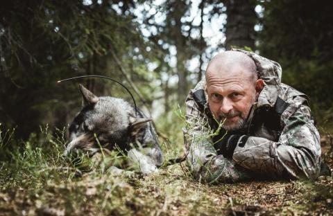 Peter Ekeström en av de absolut populäraste hundcoacherna gästar Sunne jaktmässa 4-5 augusti 2017!