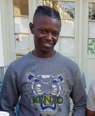 Appeal for witness in Calvin Bungisa murder