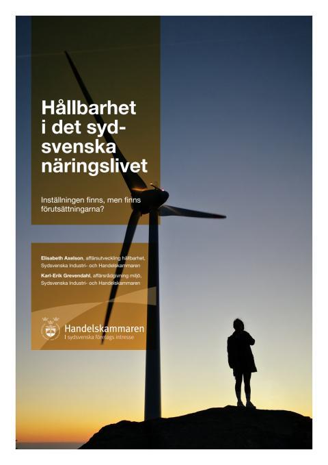 Hållbarhet i det sydsvenska näringslivet