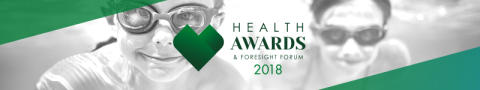 Health Awards & Foresight Forum 2018 -livelähetys