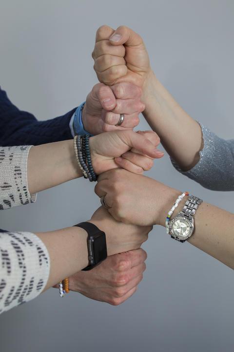 Högskolan i Skövdes mentorprogram ger extra bra start i yrkeslivet