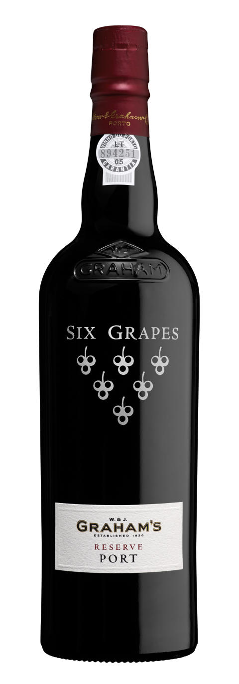 Grahams Six Grapes Reserve Port 750ml