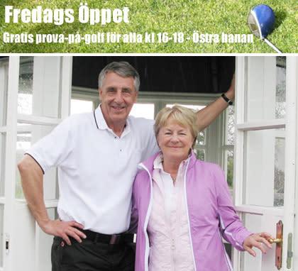 FredagsÖppet på Nyköpings Golfklubb