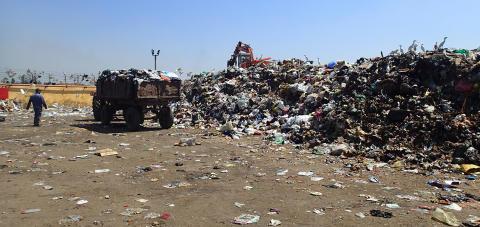 Rekordstort avfallsprojekt lanseras i Egypten