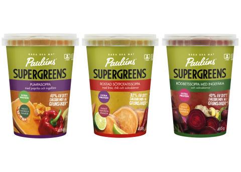 Pauluns Supergreens