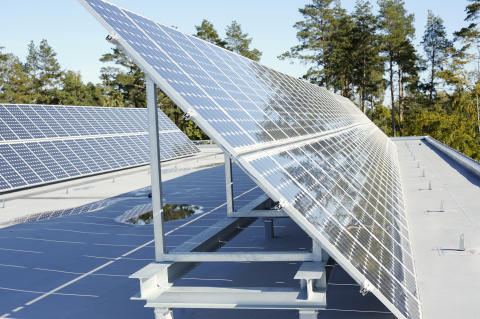 Akademiska Hus storsatsar på solceller och miljövänlig energiteknik i Kristianstad