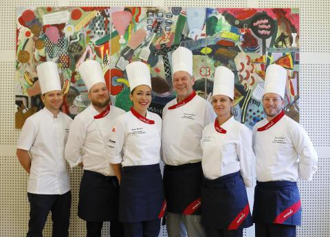 Sodexos kocklag redo för OS i matlagning