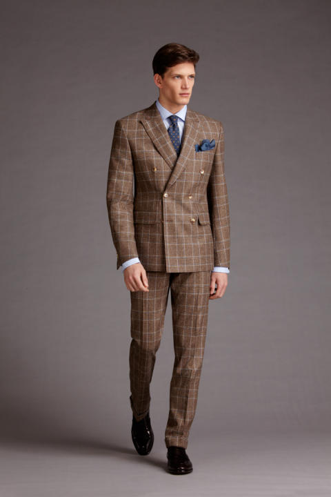 Scabal hittar formen i Interoutes moln