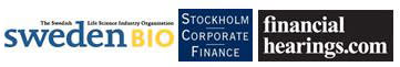 SwedenBIO medarrangör i Stockholm Corporate Finance Life Science/Healthcare-dag #LSHCdag14