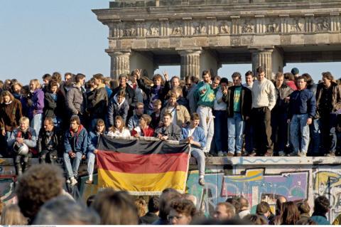 Tysklands återförening - 20 år