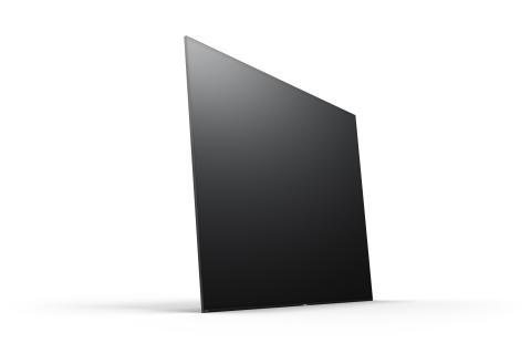 Sonyn palkittu BRAVIA® OLED A1 4K HDR TV saatavilla 77-tuumaisena syyskuussa