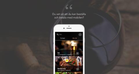 Gastrogate investerar i betaltjänsten LocoApp