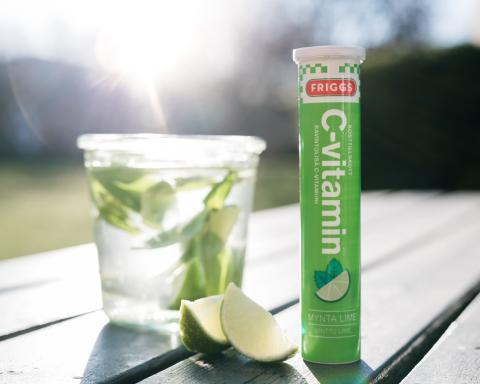 Friggs C-vitamin Mynta Lime