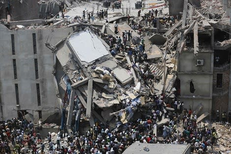 Bangladesh and Banks: Why Both May No Longer Be Too Big to Fail