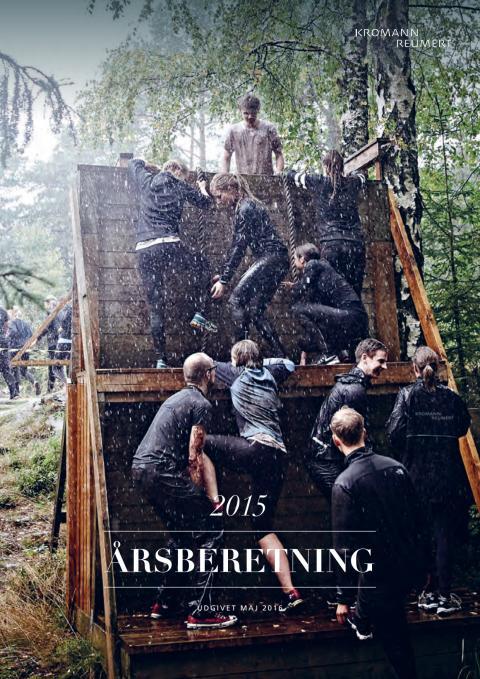 Kromann Reumerts årsberetning 2015