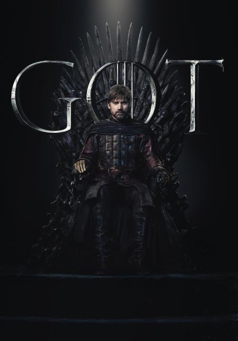 Game of Thrones 8 - Jamie Lannister (Nikolaj Coster-Waldau)