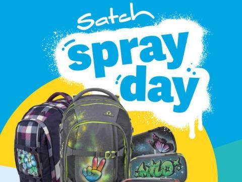 Kom til Spray day i NEYE Lyngby Storcenter