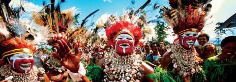 Mytiska söderhavsnationer nyhet i Tour Pacifics utbud