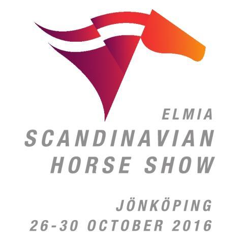 Logotyp Elmia Scandinavian Horse Show