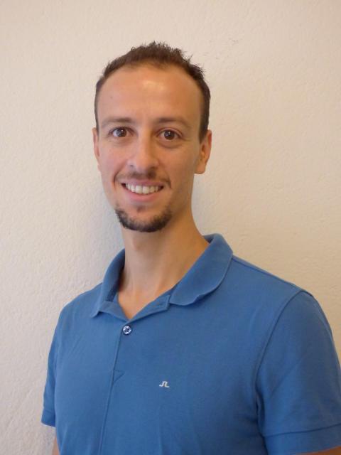 Daniele Cardinale, doktorand vid GIH