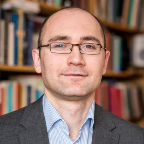 Pawel Herman, universitetslektor på avdelningen för beräkningsvetenskap och beräkningsteknik vid KTH.