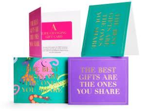 Ge en gåva för livet med H&M och WaterAid
