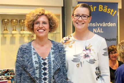 Sjuksköterskedagen skapar möten mellan studenter och vårdpersonal