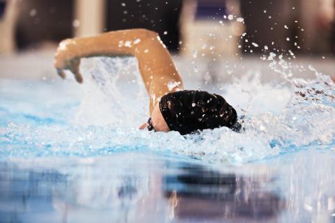 Simmar du, städar vi - kostnadsfri aktivitetsdag i Hjortensbergsbadet