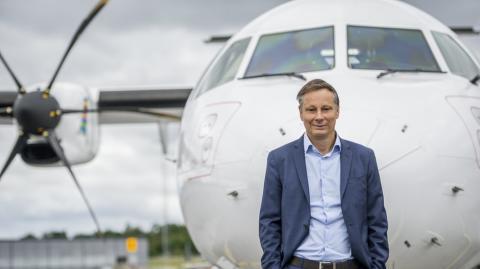 Christian Clemens föreslås som ny ordförande för Svenskt Flyg