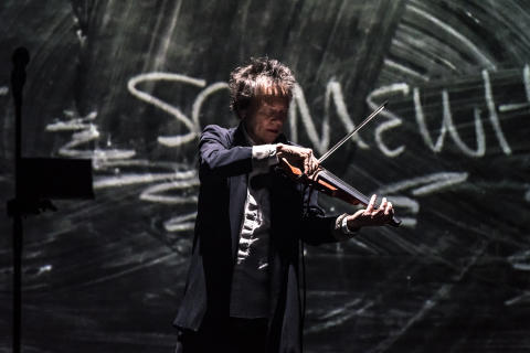 """""""The Language of the Future"""" Laurie Anderson_c_Brinkmöller-Becker_Ruhrtriennale 2018"""