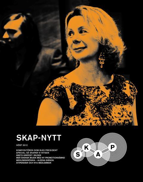 SKAP-Nytt Hösten 2012