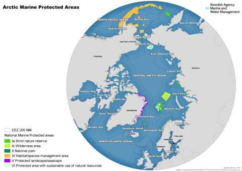 """Marina experter samlas : """"Arktis vatten behöver ökat skydd mot klimatförändring och havsförsurning"""""""