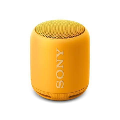 SRS-XB10 von Sony_gelb_3