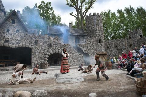 Ett sagolikt rekordår för Astrid Lindgrens Värld 2011