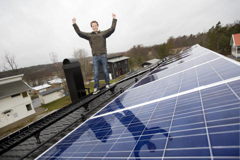 Staffan Johansson är Sveriges energismartaste person